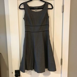 Sleeveless Vintage Work Dress